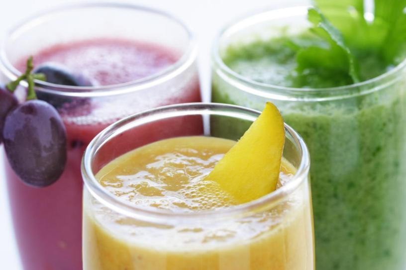 3 Fresh Garden Smoothie Recipes